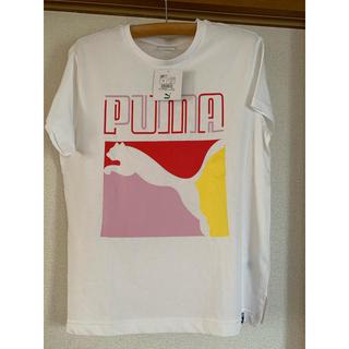 プーマ(PUMA)のPUMA(Tシャツ(半袖/袖なし))