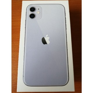 Apple - iPhone11 128GB パープル SIMフリー