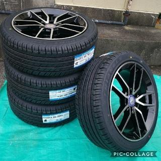 ベンチ(Bench)の新品 タイヤホイール4本セット ベンツ Cクラス Eクーペ W205 W207 (タイヤ・ホイールセット)