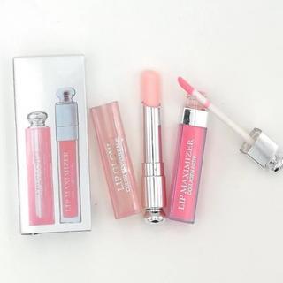 Dior - Dior リップグロウ & マキシマイザー セット