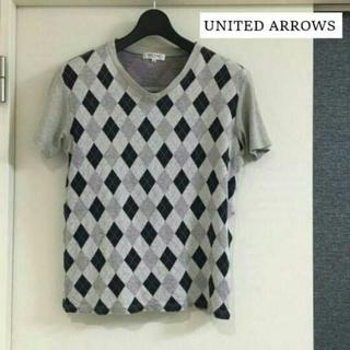 ユナイテッドアローズ(UNITED ARROWS)のユナイテッドアローズ  メンズ M (Tシャツ/カットソー(半袖/袖なし))