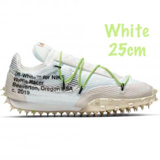 NIKE - ☆NIKE(ナイキ)×off-white(オフホワイト)★ワッフルレーサー☆