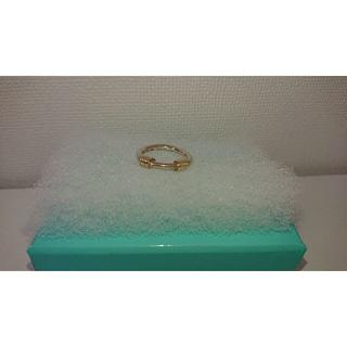 Tiffany & Co. - Tiffany &Co.  ティファニー  コンビ  9号  指輪