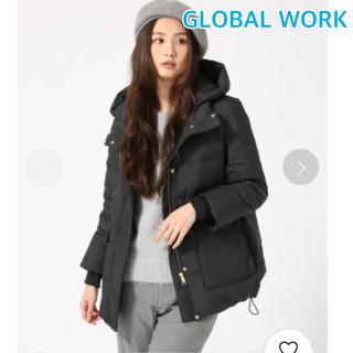 グローバルワーク(GLOBAL WORK)の★ GLOBAL WORK ★グローバルワーク 2WAYフレンチダウンジャケット(ダウンジャケット)