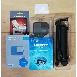 GoPro - 新品64GB GoPro HERO7 Silverセット