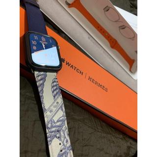 Hermes - Apple Watch Hermès レザーストラップ スポーツバンド