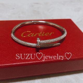 カルティエ(Cartier)の本家仕様✨釘ブレスレット❤️ユニセックス❤️(ブレスレット)