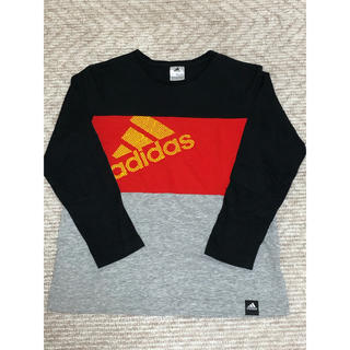 adidas - adidas 長袖Tシャツ 150cm 【記名なし】