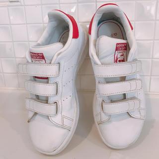 adidas - スタンスミス  ピンク