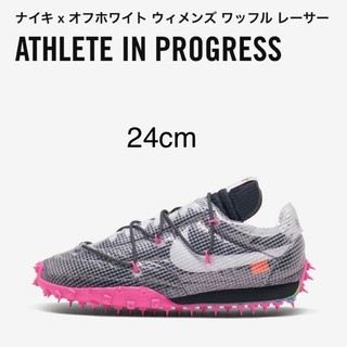 NIKE - NIKE W WAFFLE RACER / OW ワッフルレーサー24cm