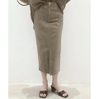 L'Appartement DEUXIEME CLASSE - L'Appartement★Corduloy スカート 36