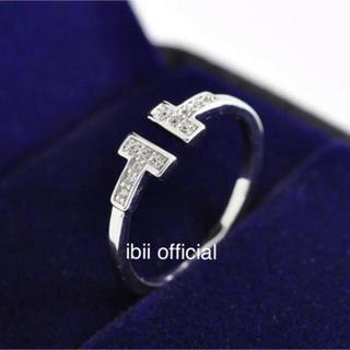 Tiffany & Co. - ✨最高級✨ティファニー好き✨Tワイヤーリング✨シルバー✨大幅値下げ✨