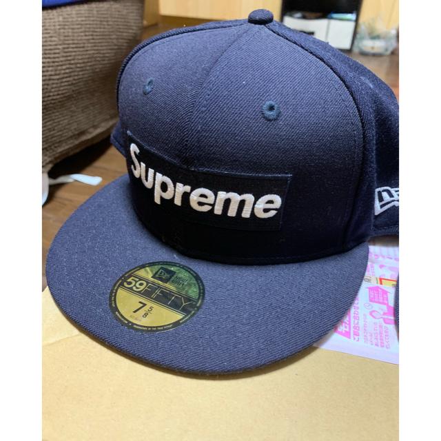 Supreme(シュプリーム)のsupreme キャップ 5/8 total box のみ メンズの帽子(キャップ)の商品写真