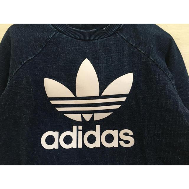 adidas(アディダス)のadidas originals セットアップ キッズ/ベビー/マタニティのキッズ服男の子用(90cm~)(ニット)の商品写真