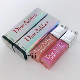 Dior - ディオール マキシマイザー サンプル ミニ