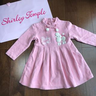 Shirley Temple - シャーリーテンプル  ワンピース プードル