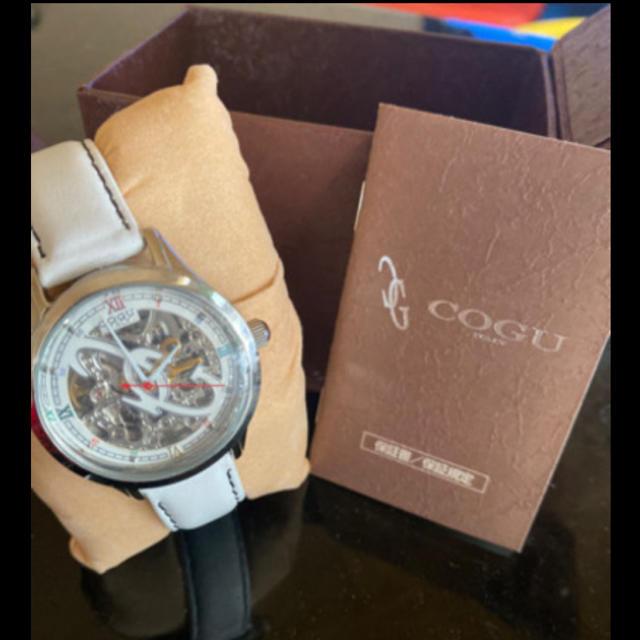 シャネル偽物映画 、 COGU - 未使用品 ブランド腕時計 COGU グッチ コグ GUCCIの通販 by MCU