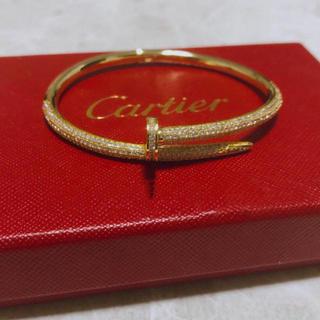 カルティエ(Cartier)の本家使用 釘ブレスレット ユニセックス(ブレスレット)