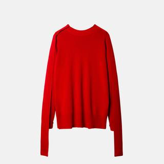 ルシェルブルー(LE CIEL BLEU)のAW19 IRENE  Merino Wool Knit Tops  (ニット/セーター)