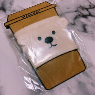 Starbucks Coffee - 台湾スターバックス限定  ドリンクホルダー 海外スタバ クリスマス限定商品 熊