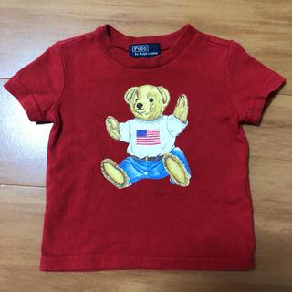 Ralph Lauren - ラルフローレン ポロベア Tシャツ 半袖 12M 80