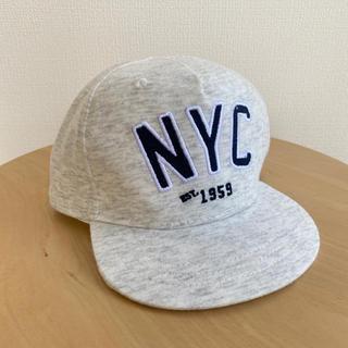 エイチアンドエム(H&M)の【美品】H&M  キャップ  (6〜9か月)(帽子)