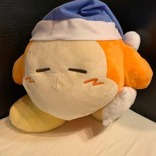 任天堂 - 星のカービィ ワドルディぬいぐるみ スリープ アミューズメント 景品