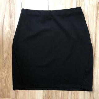 ムルーア(MURUA)のMURUA 黒スカート(ミニスカート)