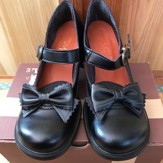 美品☆Bell and Sofa 優しい靴工房 幅狭特注 24.0cm(ハイヒール/パンプス)