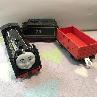 トミー(TOMMY)のおしゃべりヒロ プラレール(電車のおもちゃ/車)