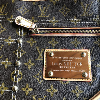 LOUIS VUITTON - モノグラム 柄 バッグ