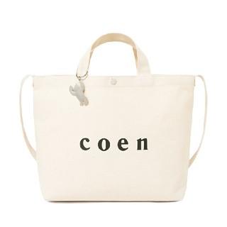コーエン(coen)のcoen☆2019AUTUMN/WINTERコレクションブック(トートバッグ)