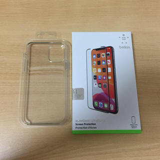 Apple - Apple iPhone 11 Pro 純正クリアケース セット