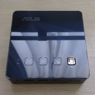 エイスース(ASUS)の【美品】値下げ ASUS モバイルプロジェクター ZenBeam S2(プロジェクター)