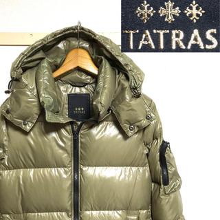 TATRAS - 名作!TATRAS タトラス KRAZ クラーズ ダウンジャケット ポーランド製
