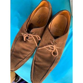 リーガル(REGAL)のジョンストンアンドマーフィー  johnston&murphy スエード靴(ドレス/ビジネス)