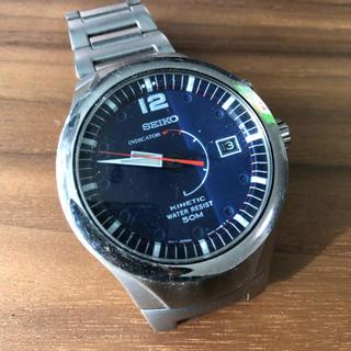 セイコー(SEIKO)のseiko 腕時計(金属ベルト)