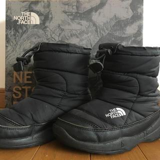 ザノースフェイス(THE NORTH FACE)のノースフェイス ヌプシブーティ 18センチ(ブーツ)