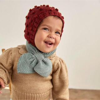 Caramel baby&child  - 新品未使用‼️misha&puff スカーフ sage 完売品