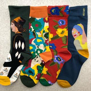 ❤️貴族セット❤️レディース 靴下 4点セット