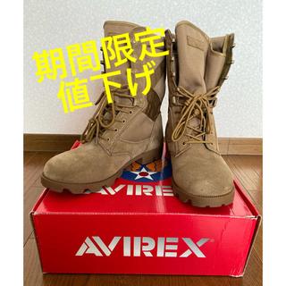 AVIREX - 【AVIREX 】アビレックス コンバットブーツ