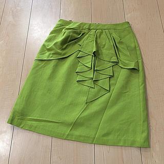 ジャスグリッティー(JUSGLITTY)の美品 ジャスグリッティー  スカート タイトスカート(ひざ丈スカート)