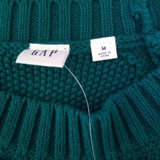 GAP - ニット セーター 緑 グリーン