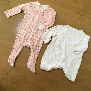 Old Navy - 女の子ロンパース♡2点セット