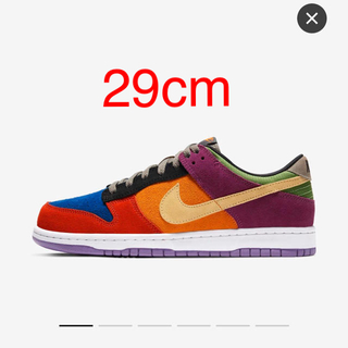 ナイキ(NIKE)のNIKE SB DUNK LOW SP VIOTECH CRAZY DUNK(スニーカー)