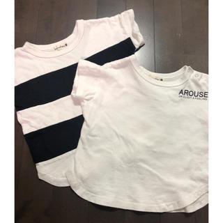 ブランシェス(Branshes)のブランシェス Tシャツ 90(Tシャツ/カットソー)