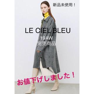 ルシェルブルー(LE CIEL BLEU)のLE CIEL BLEU / Oversized Shirt Coat(ブルゾン)