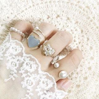 指輪セット【100-Cb】ワイヤーリング