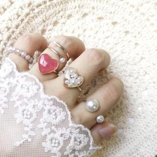 指輪セット【100-Da】ワイヤーリング