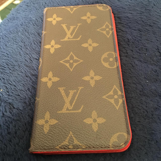 LOUIS VUITTON - ルィヴィトン iPhone携帯ケースの通販